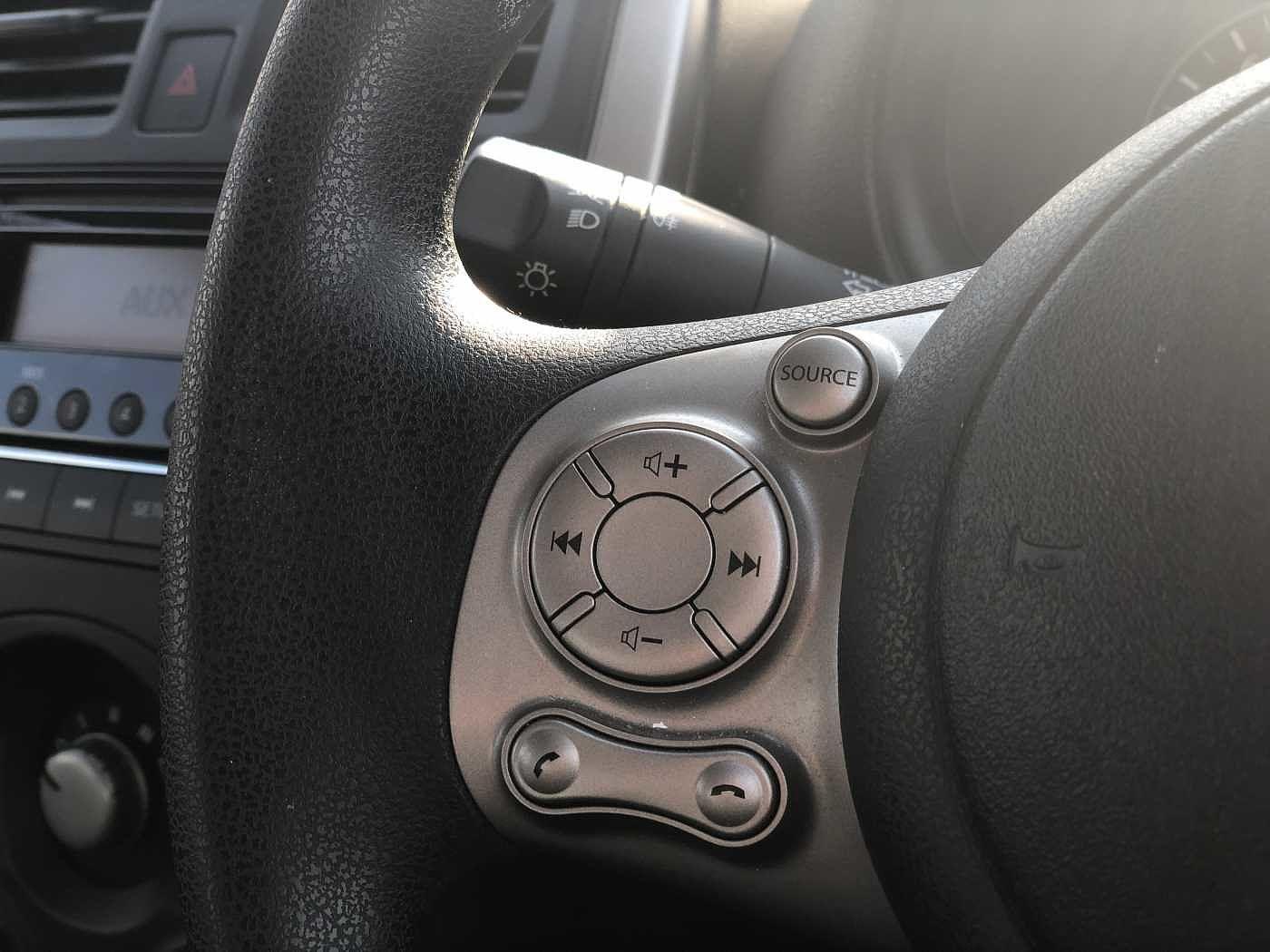 Nissan Micra 1.2 [80] Visia 5dr Hatchback