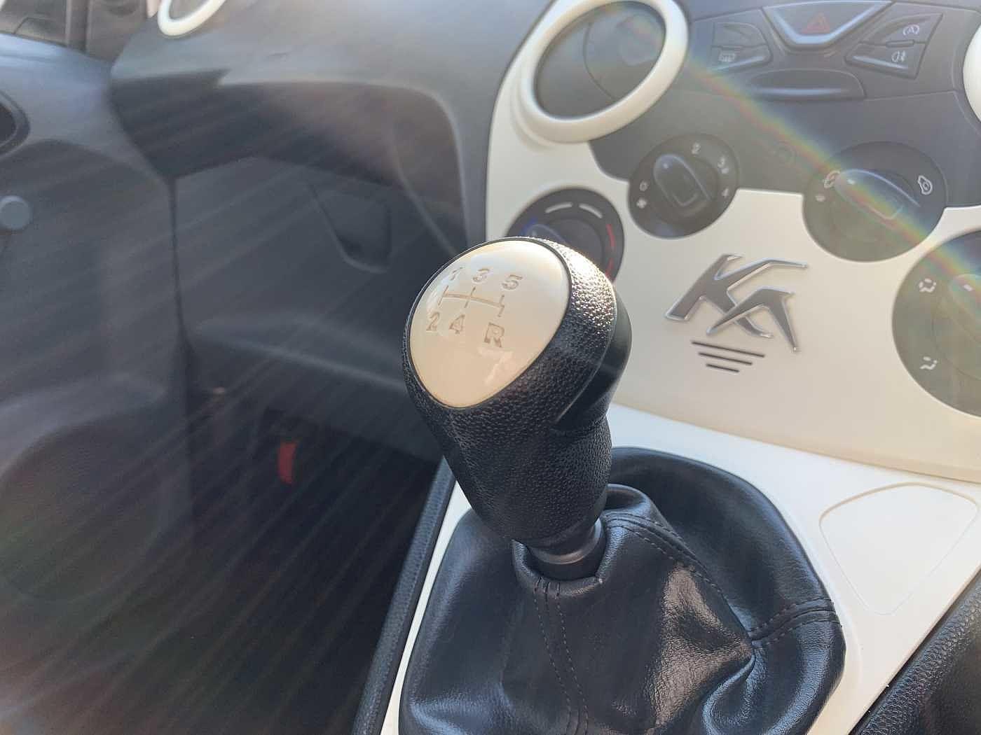 Ford Ka 1.2 [69] Studio 3dr Hatchback