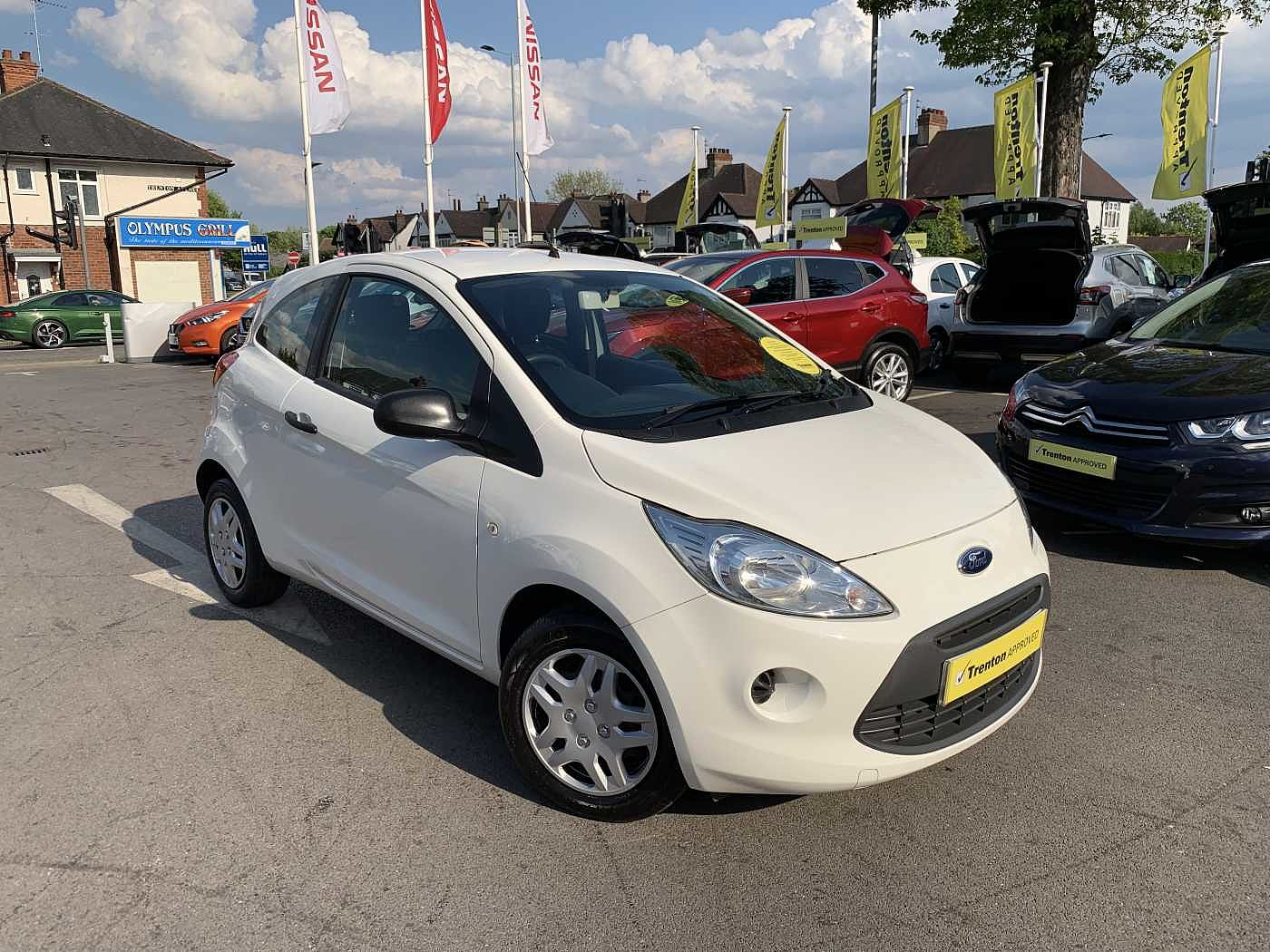 Ford Ka 1.2 [69] Studio 3dr Hatchback