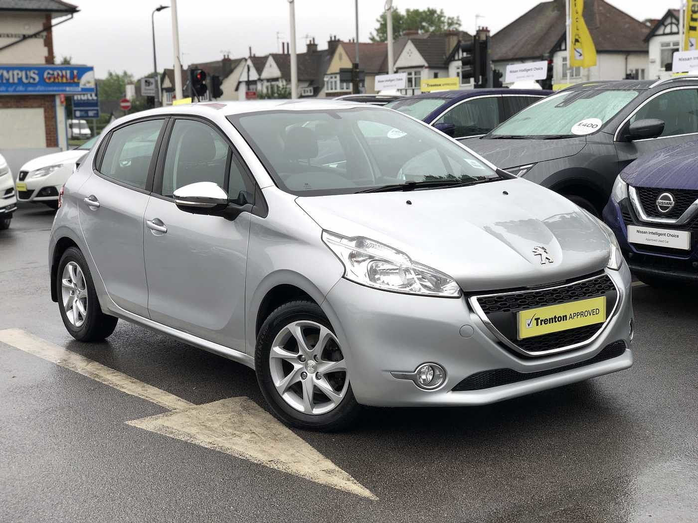 Peugeot 208 1.2 [82] Active 5dr Hatchback