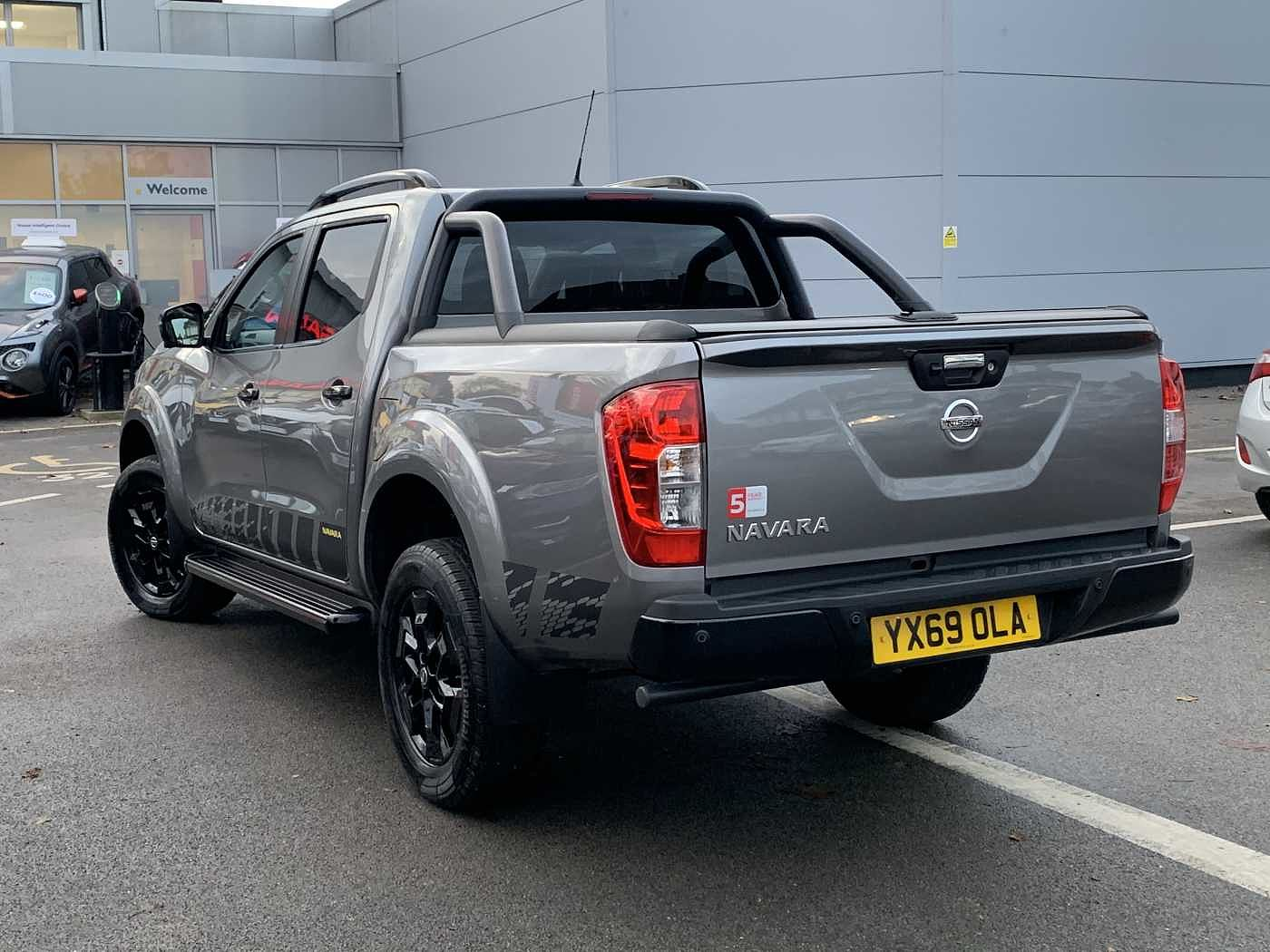 Used 2019 Nissan Navara 2 3 Dci 190 Auto N Guard Double