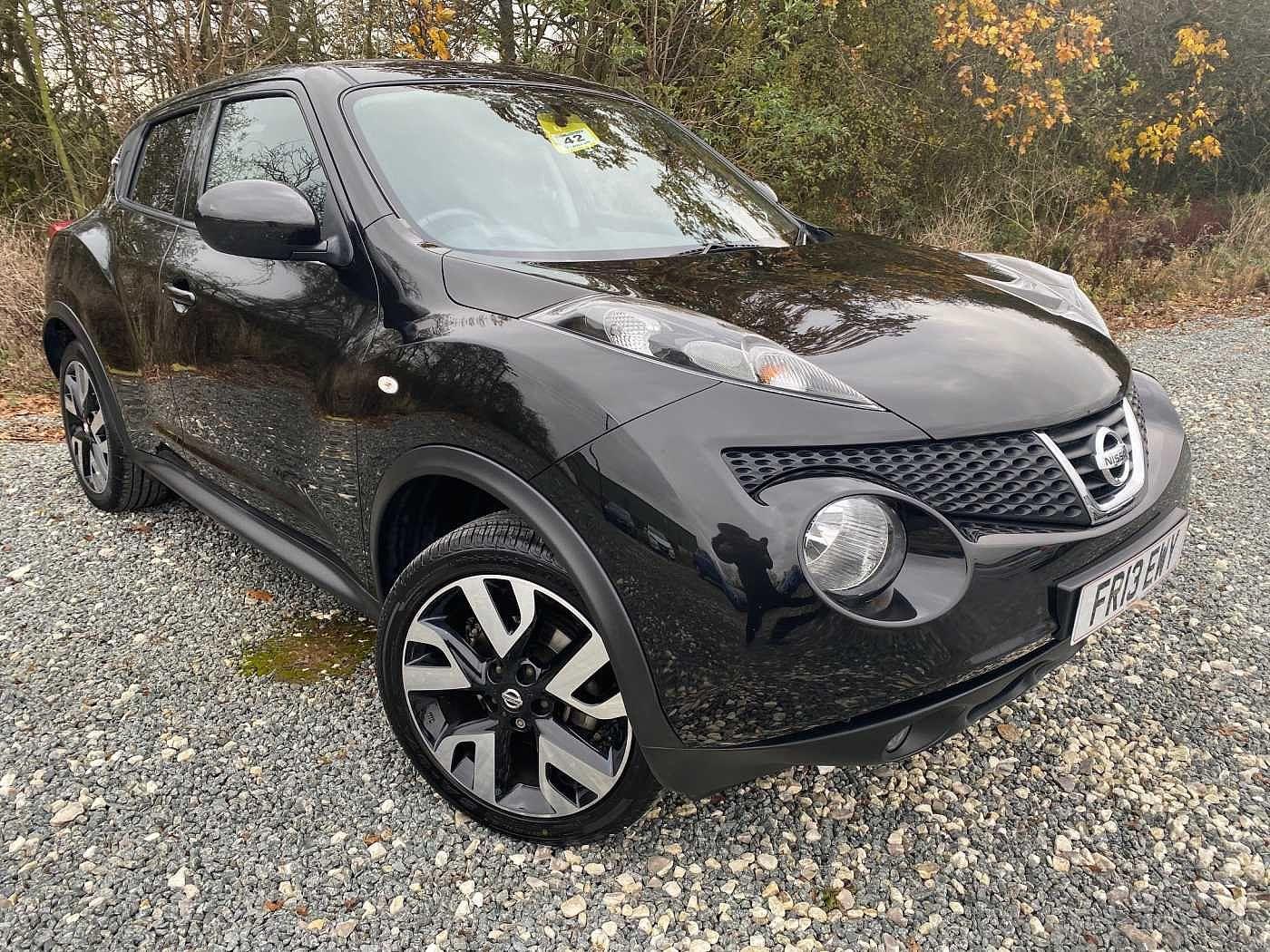 Nissan Juke 1.6 16v N-Tec 5-Door Hatchback