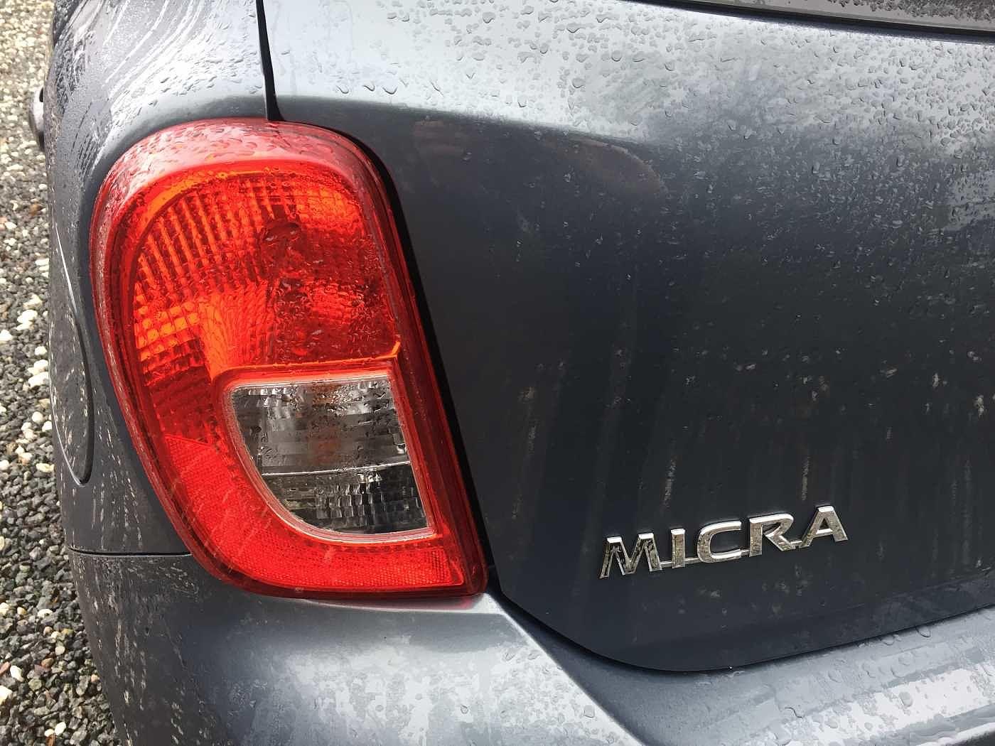 Nissan Micra 1.2 Visia 5-Door Hatchback