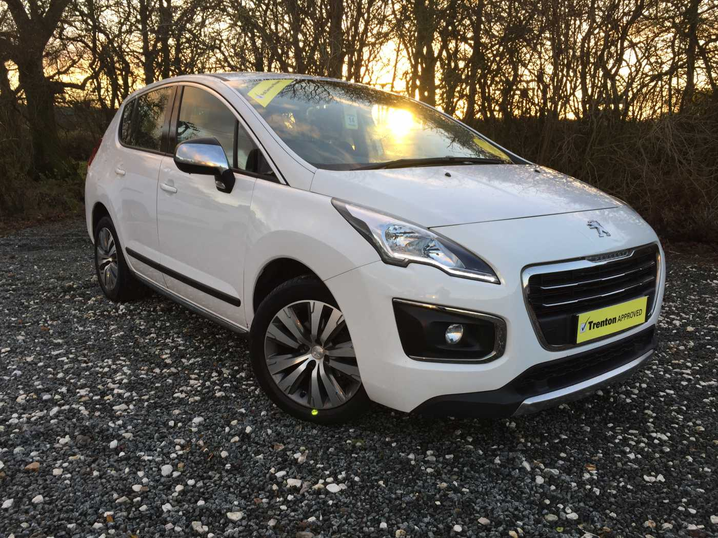 Peugeot 3008 Crossover 1.6 HDi 115 FAP Active