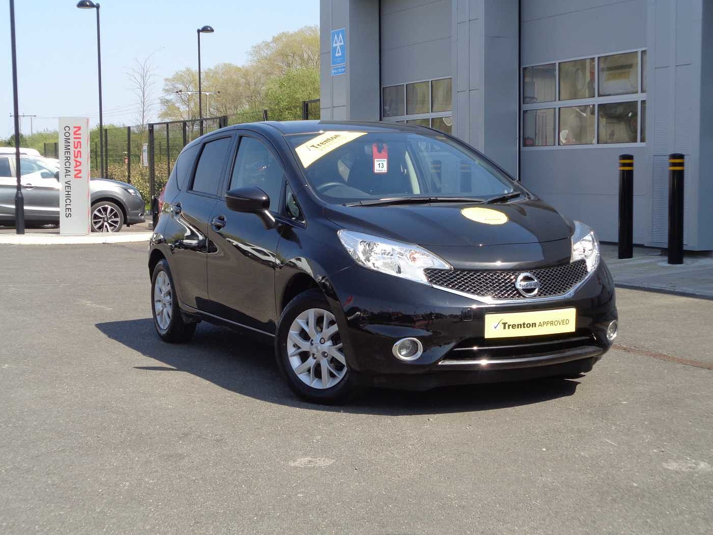 Nissan Note 1.2 Acenta 5-Door Hatchback