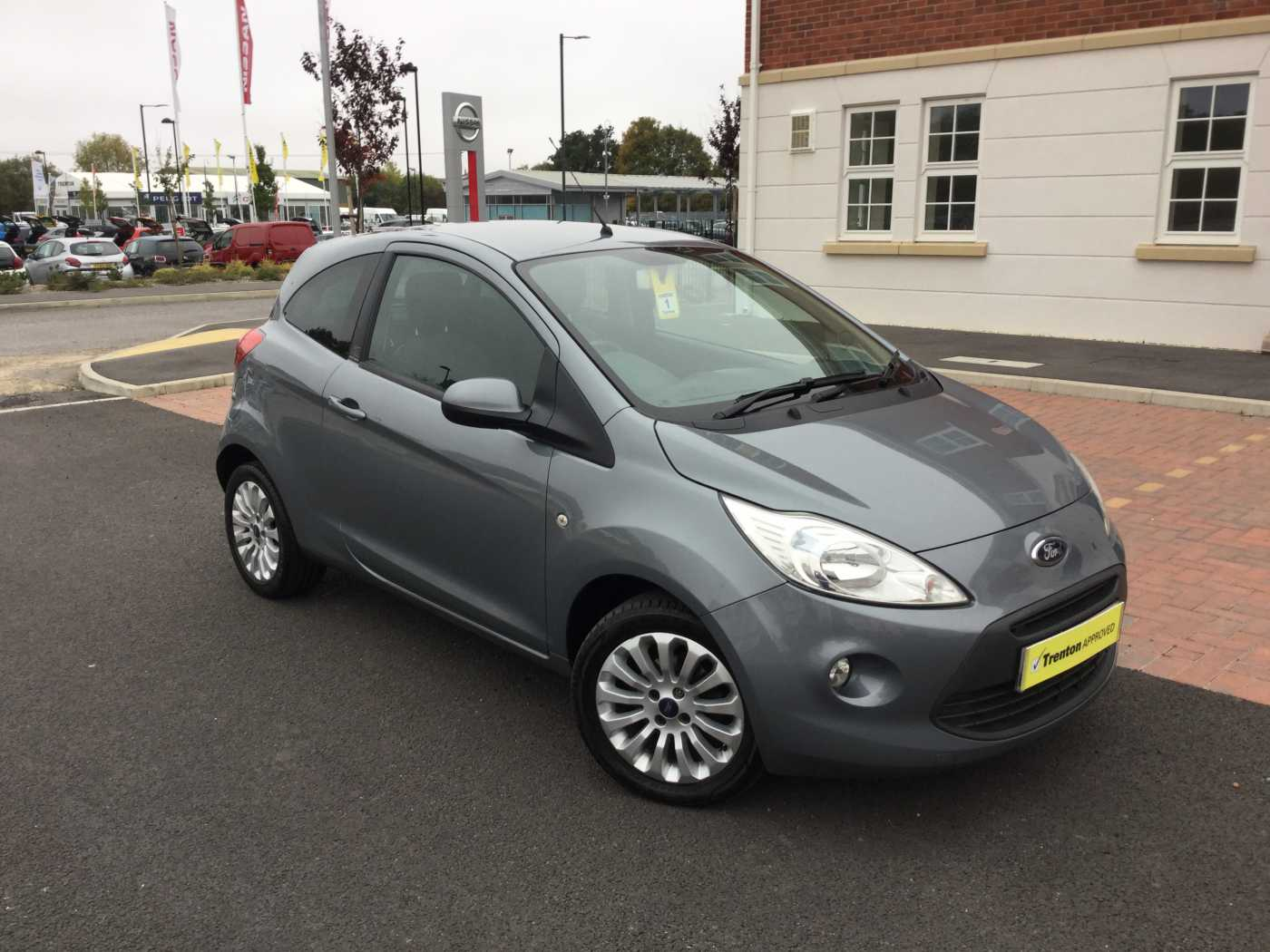 Ford Ka 1.2 (S/S) Zetec 3-Door Hatchback