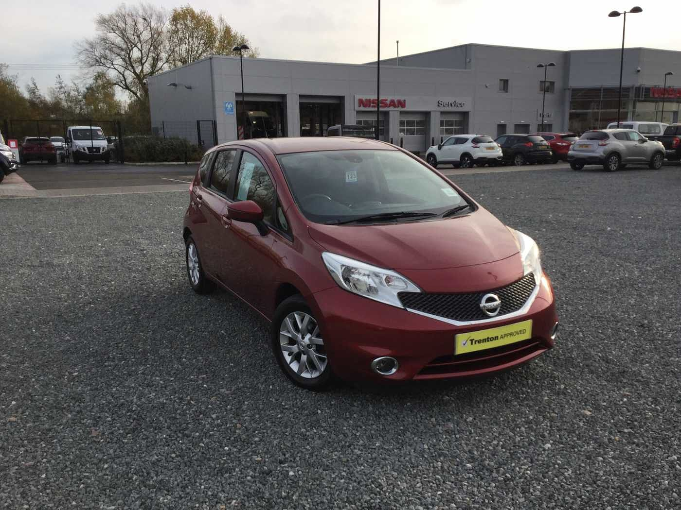 Nissan Note 1.5dci (90ps) Acenta Premium 5-Door Hatchback