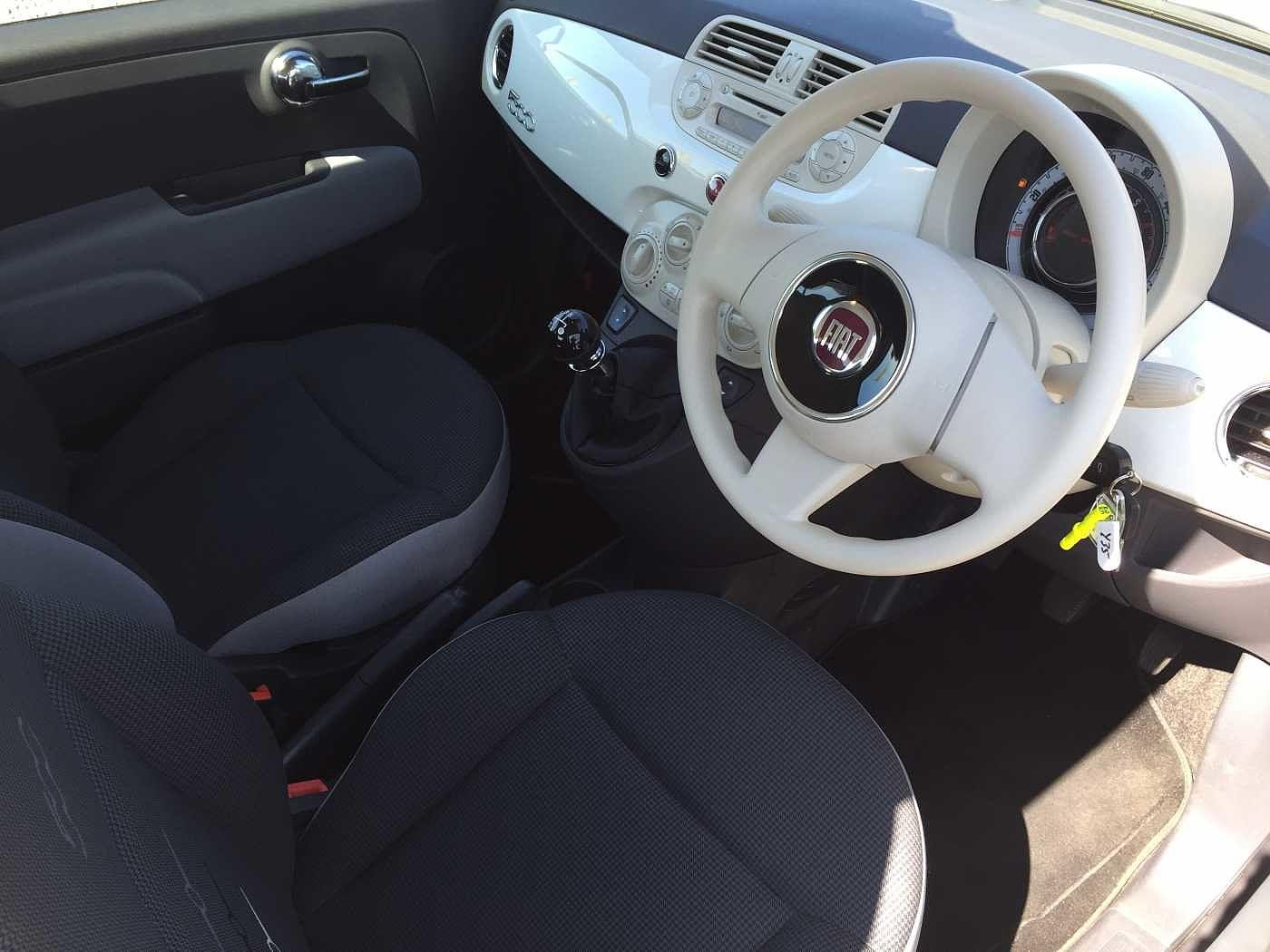 Fiat 500 1.2 POP 3-Door Hatchback