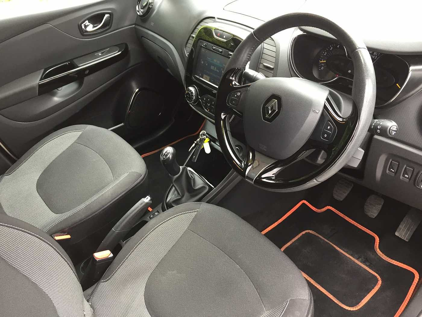 Used 2015 Renault Captur Crossover 90 Dynamique S MediaNav SS Energy