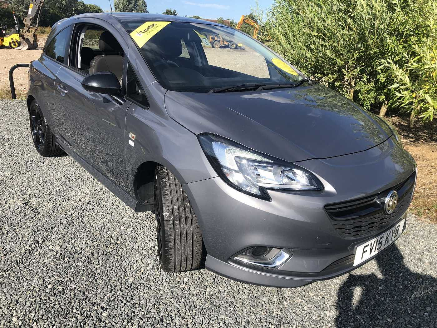 Vauxhall Corsa 1.4i (90ps) Limited Edition 3-Dr Hatchback