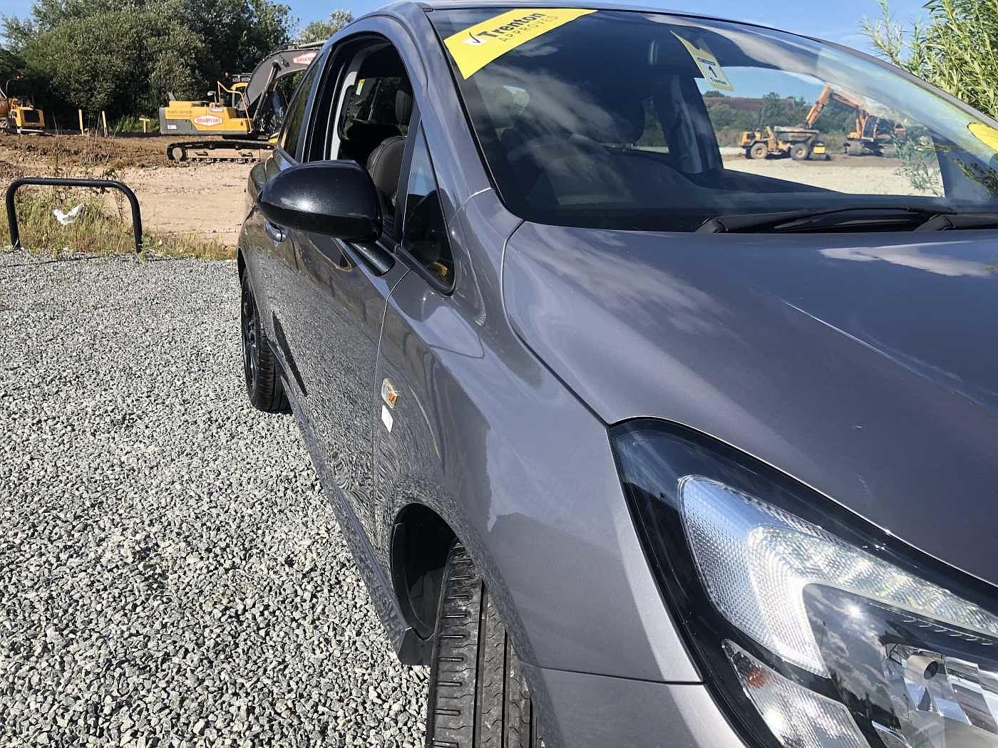 Vauxhall Corsa 1.4i (90ps) Limited Edition 3-Dr Hatchback