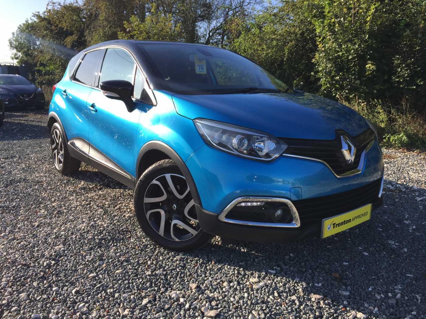 Renault Captur Crossover 90 Dynamique S MediaNav StopStart